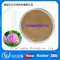 Lyphar Supply 98% Formononetin Red Clover Extract Powder