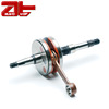 Engine Spare Parts Motorcycle Steel Crank Shaft, High Quality Plastic Injection Crank Shafts Assy For HONDA DIO AF27