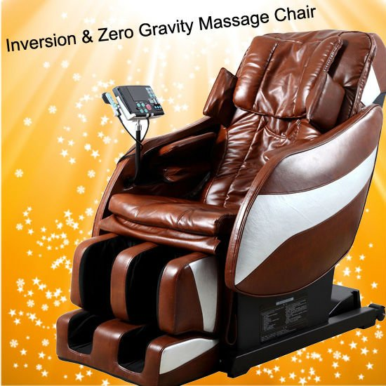 Music Inversion & Zero Gravity 3D Massage Chair
