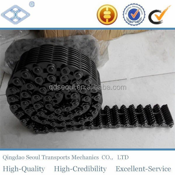 GB ANSI SC6 pitch 19.050 High quality steel inverted tooth silent chain in transmission chain