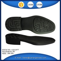 New design PU sole style men formal shoes pu outsole