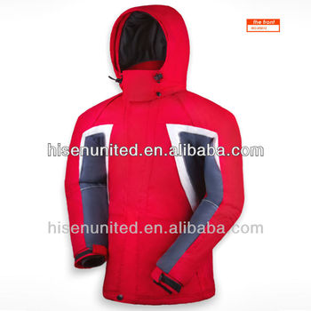 Mens Functional Wear / Ski & Snowboard Jacket