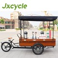 Elegant mobile bags bike coffee bike beer bike