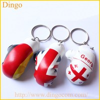 Promotional key chain mini boxing gloves With Logo/key chain mini boxing gloves /Custom key chain mini boxing gloves