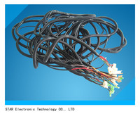 custom toyota automobile engine wire cable harness manufacturer