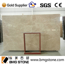 Turkey Light Emperador Marble Slab Stone,Beige Marble Slab
