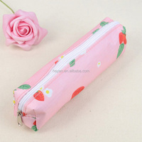 Cute Flower Printed Nylon Ripstop Pencil