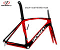 Customization Available Colorful carbon road bike frame 2017 set for sale
