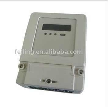 rust proof DDS-2024-2 single-phase electric meter case