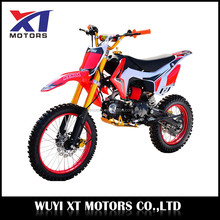 Adults 4 stroke Engine petrol fuel 110cc/ 125cc displacement DIRT BIKE motor