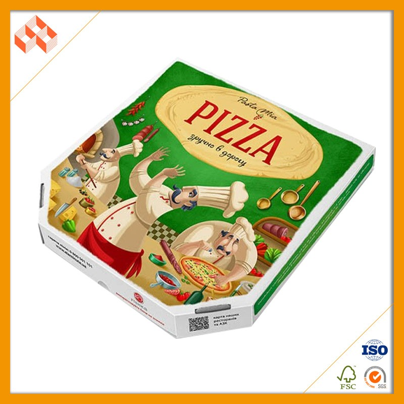 high quality motorcycle delivery food box for pizza