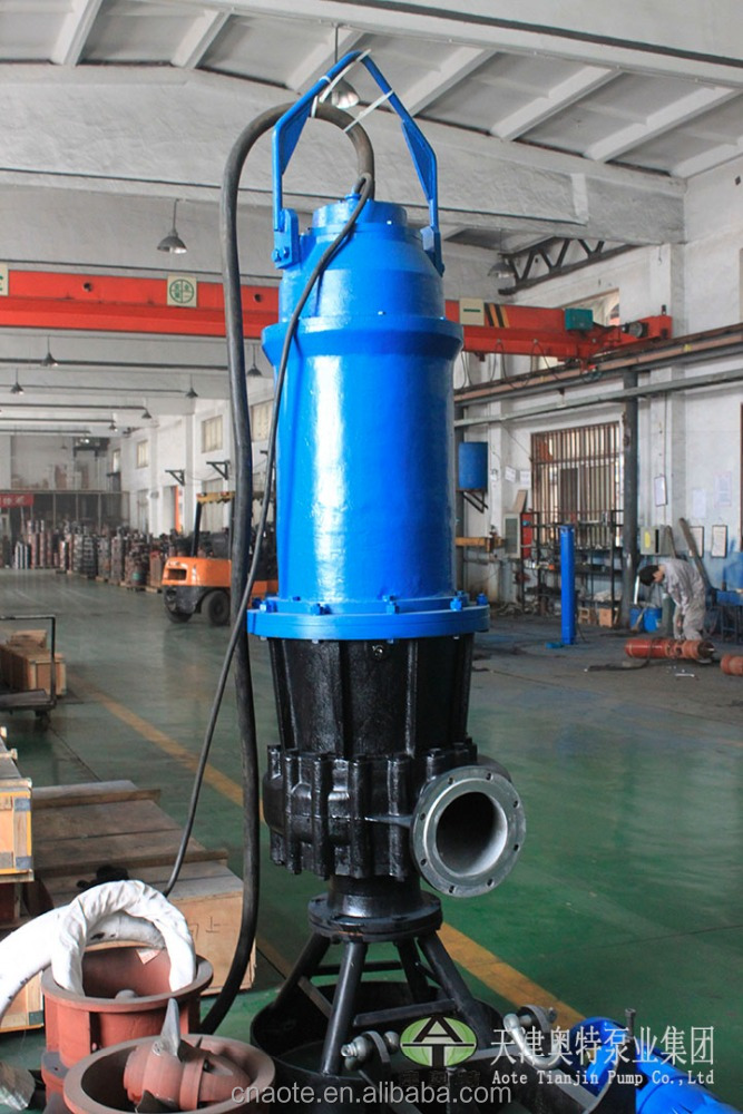 LX series screw centrifugal sewage pump for transfering food and fish