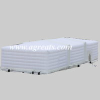 event tent inflatable, inflatable cube tents S1079