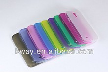 Soft Silicon TPU Back Cover Case for Samsung Galaxy S4 S IV i9500