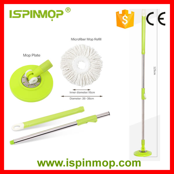 ISPINMOP new products wonder mop handle