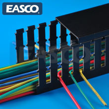 PVC Color Wiring Ducts Trunking System by EASCO