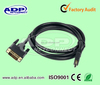 1.8M 6FT HDMI To VGA Cable Video Adapter For HDTV PC Laptop