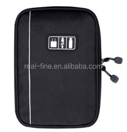 New Electronic Accessories Travel Bag Nylon Men Travel Organizer Digital Device Bag storage bags