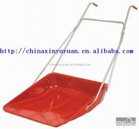 mobile flat different types of snow shovels