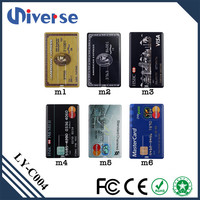 Buy bulk cheap credit card usb flash drive promotional gift 16gb pen drive