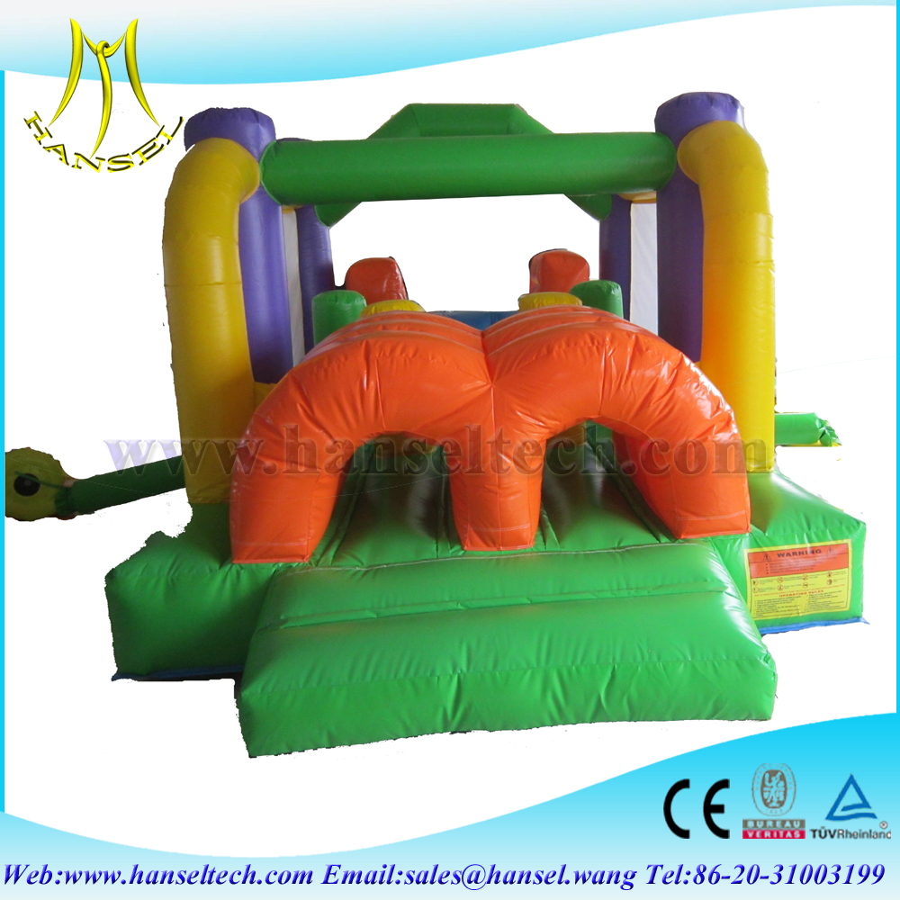 Hansel inflatable combo bounce house,cheap inflatable bouncy castle prices for sale