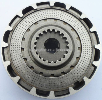 OEM GN5 motorcycle clutch assembly