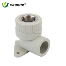 Water systems china ppr pipe copper fittings for bathrooms