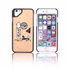 Onsite QC Zebra Mixed Material Cover For Iphone 6