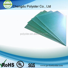 Chinese manufactuer to make different size and thickness for the clear polycarbonate film