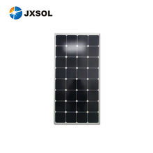 SUNPOWER SOLAR PANEL 100W WITH BACK CONTACT SOLAR CELLS