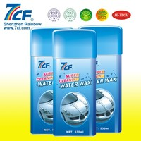Car Sector Wax Remover