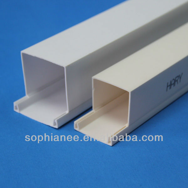 Wholesale Electrical plastic square pvc conduit
