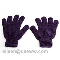 Gloves Scrub Bath Hand Scrubber