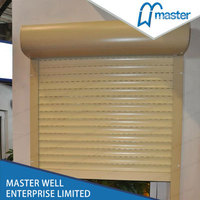 Transparent Automatic Rolling Window Shutter With Competitive Price