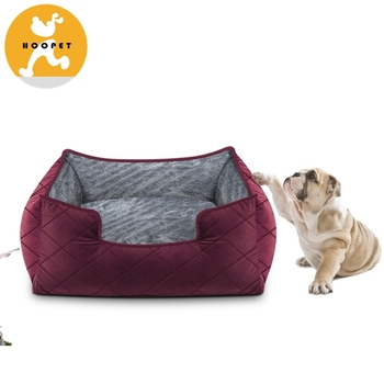 Wholesale Cheap Customized Pet Bed Luxury Dog Bed