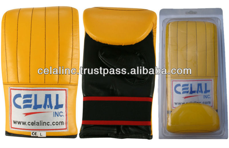 Boxing Power Weighted Super Bag Gloves