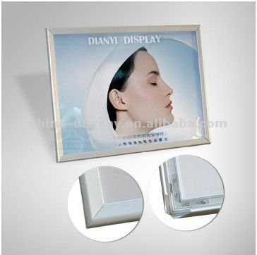 High quality wall mount picture holder mitred corner frame picture