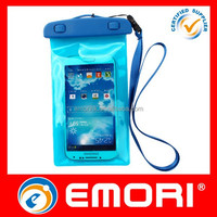 Customized OEM Eco-friendly multi-purpose smart phone PVC waterproof outdoor bag