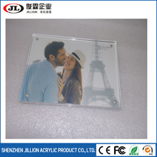 Personalized Perspex Magnet Photo Frame For Sale