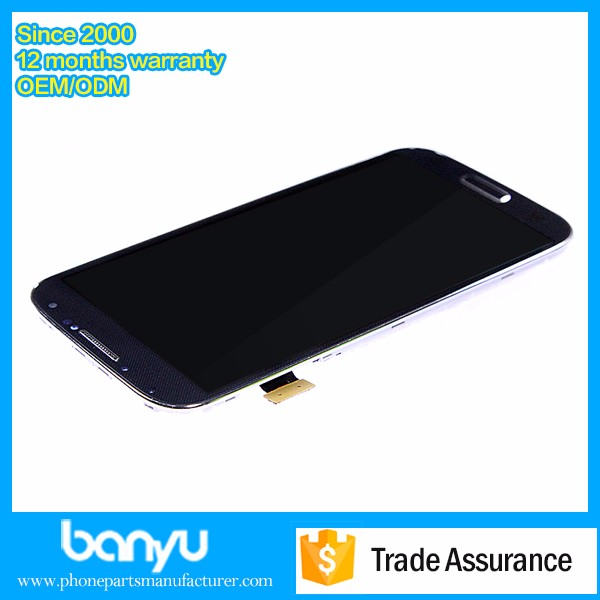 Original replacement for samsung galaxy s4 lcd i337 digitizer assembly