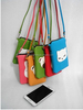 cell phone sling bag/cell phone neck hanging bag/phone bag