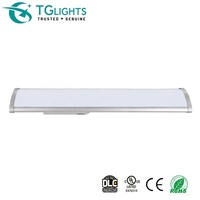 Suspending LED Low Bay Available in 2, 4, 5 Foot Length 1-10V Dimmable Linear High Bay Light
