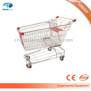 Stainless Steel Shopping Cart & Shopping Trolley