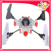 Famous Brand Syma 2014 new products X1 Series 2.4G 4CH 4-Aixs RC BumbleBee UFO Micro Quadcopter 3D SPACECRAFT rc quadcopter