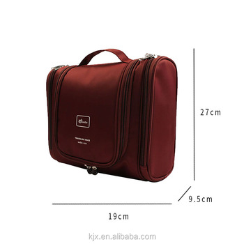 Hot Sale Large Capacity Makeup Travel Bag Organiser Bag