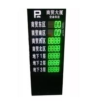 Indoor Wired Smart Parking Guidance System