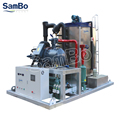CE Certificates SamBo Large 30ton Per Day Flake Ice Maker For Seafood Processing Machine
