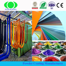 metallic powder coating paint producer