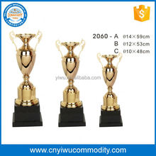 golden trophy cup,sports cup and trophy,metal trophy for award