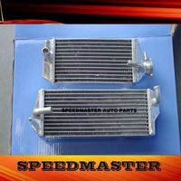 china motorcycle radiator manufacturer for KTM SXF450